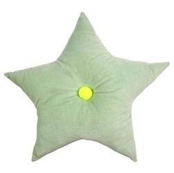 Meri meri – poduszka welurowa gwiazda