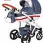 Wózek adamex vicco 3w1 fotel maxi cosi rock i-size