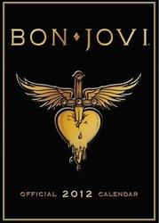 Bon Jovi - kalendarz 2012 r.