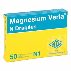 Magnesium Verla N Drag.