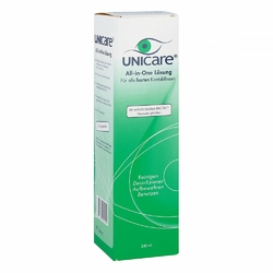 Unicare All in One f. harte Linsen Loesung