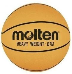 Piłka do koszykówki Molten BM-7 medyczna ciężka 1400gr
