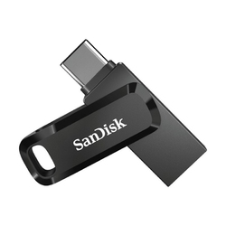 Sandisk pendrive ultra dual drive go 128 gb usb 3.1 type-c 150mbs