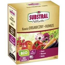 Nawóz naturalny + humus – 2w1 – 1,5 kg substral