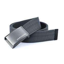 Ciemno szary pasek do spodni parcianka brodrene p06 graphite