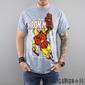 Koszulka marvel - iron man stamp