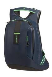 Plecak samsonite paradiver light m night bluefluo green - navy blue