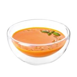 Salaterka termiczna z podwójną ścianką i dnem altom design andrea 500 ml