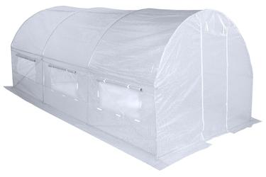 Tunel ogrodowy foliowy ketten white 250x500 cm 12,5 m2 biały