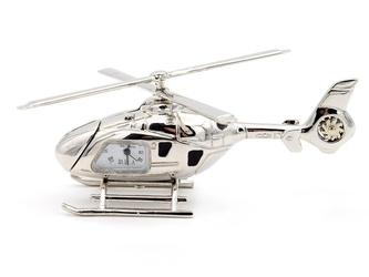 Zegar helikopter prezent urodziny imieniny grawer - wliczony w cenę