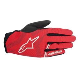 Rękawiczki alpinestars stratus red silver 1568013-354