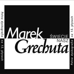 Swiecie nasz 15 cd - marek grechuta płyta cd