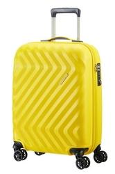 Walizka american tourister ziggzagg 55 cm - yellow