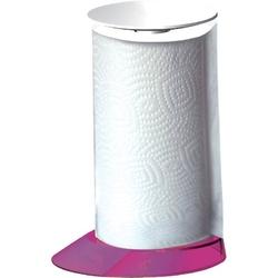 Casa bugatti - glamour - stojak na ręczniki papierowe - fioletowy - fioletowy