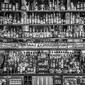 Bureau bar chicago - plakat barowy