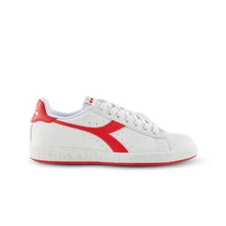 Sneakersy diadora game p - czerwony