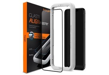 Szkło spigen align master glas.tr fc do iphone 11 pro max xs max black