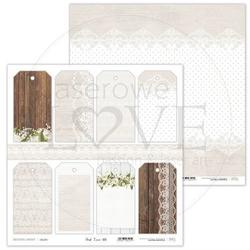 Ozdobny papier do scrapbookingu first love 30,5x30,5 cm - 03 - 03