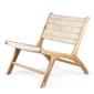 Hk living :: ławka z drewna tekowego  abaka