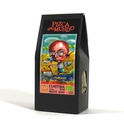 Pizca del mundo | curitiba slim - yerba mate wspomagająca trawienie 100g | organic - fair trade