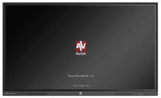 Avtek monitor touchscreen 6 lite 65