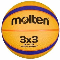Piłka do koszykówki Molten 3x3 - B33T2000