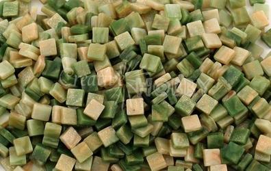Mozaika marmur zielona 5x5 mm - 700 sztuk - ZIELMAR