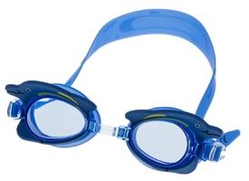 Okulary do pływania vivo junior b-0124 niebieskie
