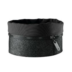 Wmf - kosz na pieczywo z filcu czarny zipp