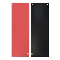 Mata klubowa z otworami 15 mm mfk03 czerwona - hms - czerwony