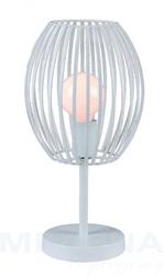 Ines lampa stołowa 1 biały