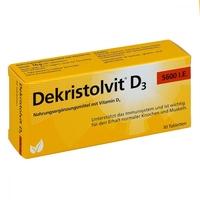 Dekristolvit d3 5.600 i.e. tabletki