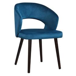 Eleganckie krzesło tapicerowane klemens