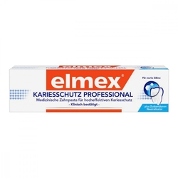 Elmex professional pasta przeciw próchnicy