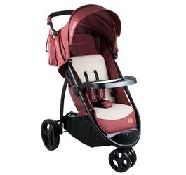 Lionelo liv red wózek spacerowy trzykołowy + torba