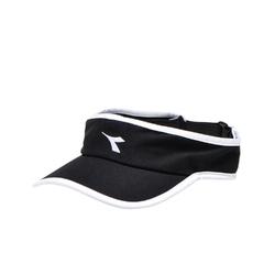 Czapka opaska diadora visor - czarny