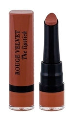 Bourjois paris rouge velvet the lipstick pomadka dla kobiet 2,4g 16 caramelody