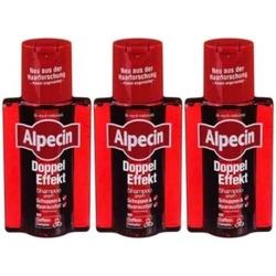 Zestaw alpecin doppel effekt szampon