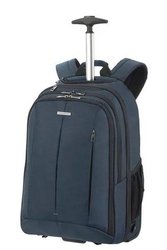 Plecak na kołach samsonite guardit 2.0 17.3 - niebieski