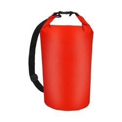 Worek torba wodoodporna wodoszczelna 20 l czerwony
