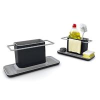 Pojemnik na przybory do zmywania duży caddy joseph joseph szary 85070