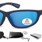 Okulary przeciwsłoneczne polaryzacyjne sportowe lustrzane montana sp312b