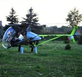 Lot zapoznawczy helikopterem - sosnowiec - 15 minut