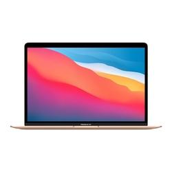 Apple macbook air 13: apple m1 chip with 8-core cpu and 8-core gpu, 512gb - gold