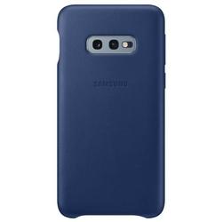 Samsung Etui Leather Cover Galaxy S10e granatowy