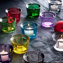 Świecznik na tealight rosendahl grand cru transparentny 35560
