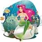 Naklejka mermaid świat