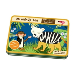 Zestaw magnesowych obrazków  mudpuppy - zoo