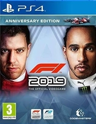 Koch gra ps4 f1 2019 standard edition