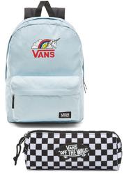 Zestaw Plecak Vans Realm Classic + Piórnik Vans - VN0A3UI7UW4